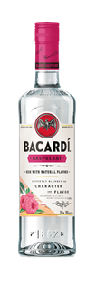 Bacardi Rum Raspberry 750ml